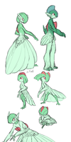 Feathery Ralts