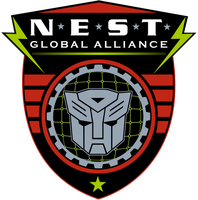 NEST Global Alliance Shield by MachSabre