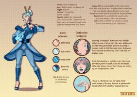 Oracle ref sheet by Igloinor