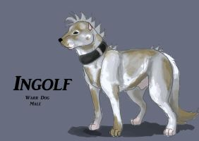 Ingolf by shadowvampwolf