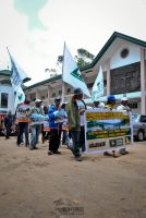Anti-Mining Forum Solidarity Walk by isangkilongkamera