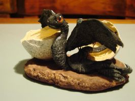 BABY FELLBEAST by SkekLa