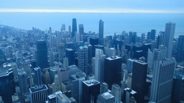 Willis Tower, Chicago. (1) by aliohali