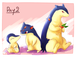 [Pokemon Challenge]Favorite Pokemon of all time by Galecoroco