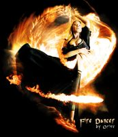 Fire Dancer by O-five