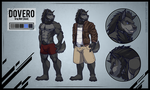 Dovero - Reference Sheet by Wolfmuzz