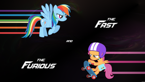 the Fast and the Furious by mzx-90