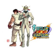 Tatsunoko VS Capcom by rgm501