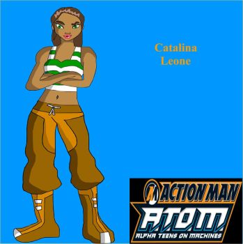 ATOM Catalina Leone 1 by Axel-Manning