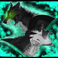 *Collab Between Myself and Timbewolf: Radioactive* by Apwolf