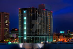 The MGM Grand Detroit by Cruzweb