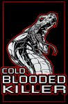 Cold Blooded Killer by THExEVILxTW1N