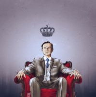 Who is Mr. Holmes? by MadMoro
