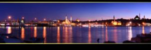 Istanbul, Turkey by Argent47