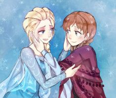 Yes I Want to Build a Snowman by mpascua123