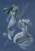 Mermaids by Mab87