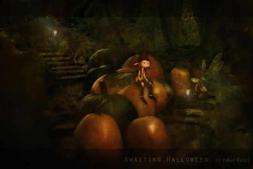 Awaiting Halloween by MissGrib