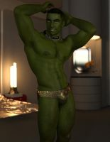 Orion Slave Boy by timberoo