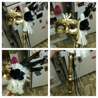 Musical Ciel Mask. FINISHED. by itbeMacKenzie