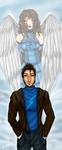 Guardian Angel Memory by LadyNoise