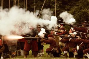 civil war enactment 2 by CharmingPhotography