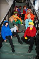 The South Park Kids by DascocoCosplay