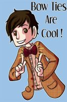 Bow Ties Are Cool by gwingangel