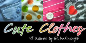 Textures - Cute Clothes by lilbrokenangel