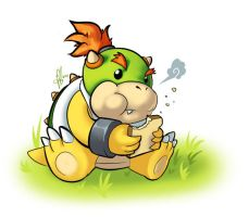 Bowser Jr by Triple-Q