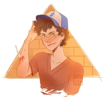 Dipper by WeiPo