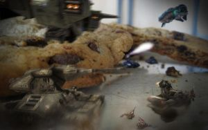 """H3MRL """"Cookie Wars"""" by Nycr0"""