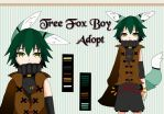 Auction Adopt: Tree Fox Boy {CLOSED} by Lidfox