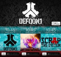 Defqon.1 AUS iPhone Wallpapers (2013) by xDaftPunk