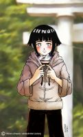 hinata collab by wickedmikel