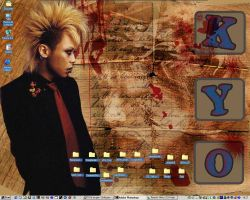 Kyo-Wall by Goth-Virgy