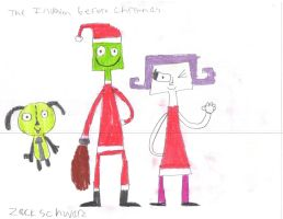 The Invasion Before Christmas by Zoomzamzim