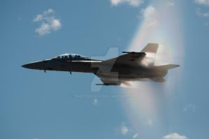 Super Hornet High Speed by Photobeast