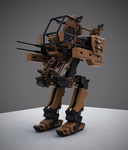 WIP - Mechanized Infantry Heavy Weapons Platform 4 by freiheitskampfer