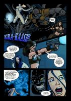 Catacombs of Kane - Page 8 by Kostmeyer