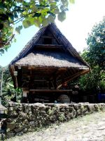 Tenganan Traditional House by Lyra03
