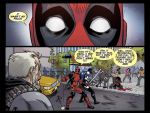 Deadpool Cable, Split Second 3 by ReillyBrown