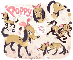 Poppy Ref 2015 by Colonels-Corner