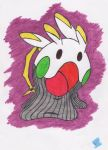 Goomy is an Arceus by MadHatter-Himself