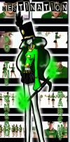 Personal Request: Shego March by ElliasMaidenhowl