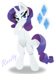 Rarity by NihiTheBrony