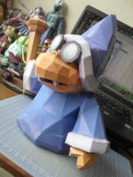 Papercraft - Magikoopa 04 by ckry