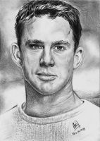 Channing Tatum Drawing by riefra