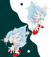 Hyper Sonic Ying-Yang by Minicle