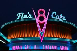 Cars Land 3 by SouthernImagineer