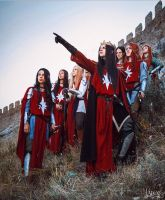 Oath of Feanor by the-ALEF